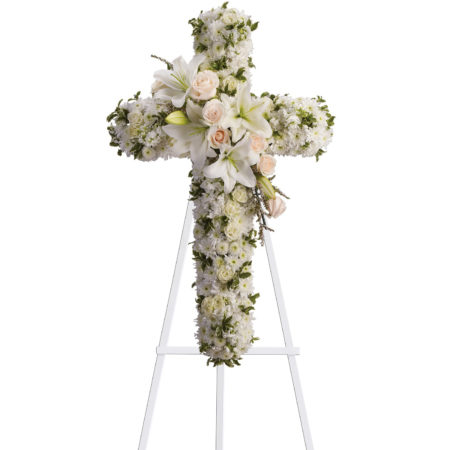 Divine Light Floral Arrangement