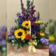 Custom Garden Basket at Manteca Floral